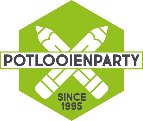 Potlooienparty