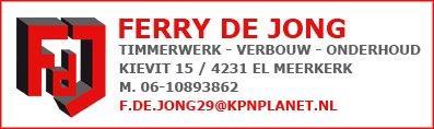 Ferry de Jong